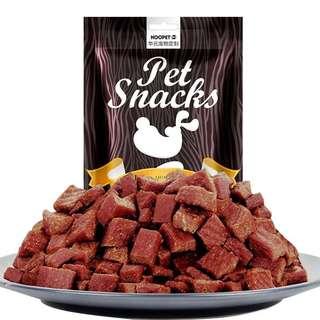 Dog snacks 500g (Beef)