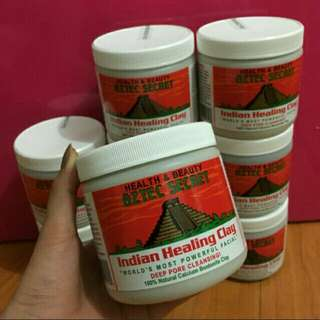 BUY 1 TAKE 1 AZTEC SECRET INDIAN HEALING CLAY MASK FROM US 🇺🇸