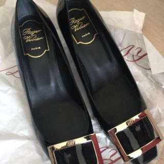 Rogervivier shoes 36.5