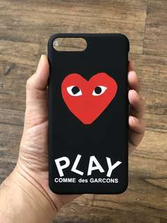 CDG Play iPhone 7+ / 8+ Hard Case