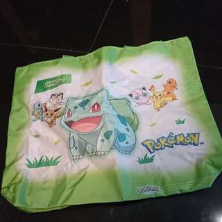 Recyclable Tote Bag (Pokémon)