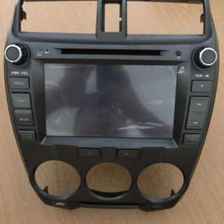 Honda city 2008 OEM player head unit