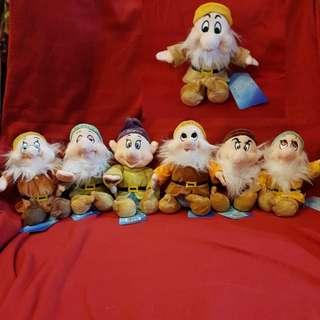 Disney Seven Dwarfs