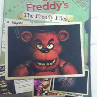 Five Nights At Freddy's The Freddy Files
