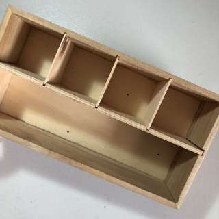 Instocks - Mini Table Display Shelves