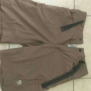 Celana pendek&panjang mhw dan celpen patagonia