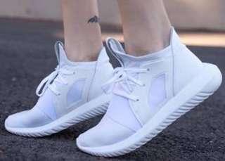 Adidas tubular (white)