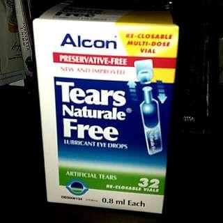 Bn Alcon artificial tears eye drops