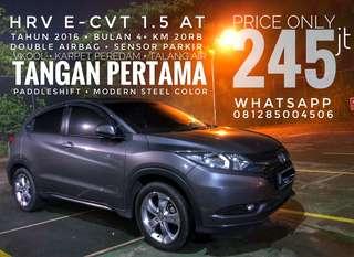 TURUN HARGA! Honda HRV E CVT 2016 AT