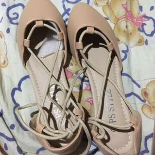 Ballerina Doll Shoes