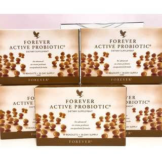 Forever Active Probiotic 益生菌