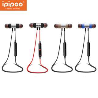 Korea Explosive Bass Seller Wireless Earphone Earpiece Headset Ipipoo IL92BL