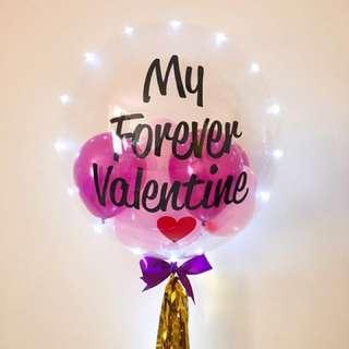 Customised balloon