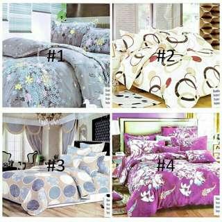 4in1 King Size Bedsheet