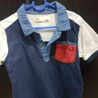 Tshirt Collar PDI (4-5y)