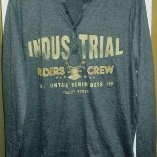 Industrial Riders Crew long sleeves shirt