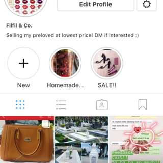 Hi guys can follow my ig as well for speedy reply :)