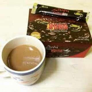 Liven Burn Coffee