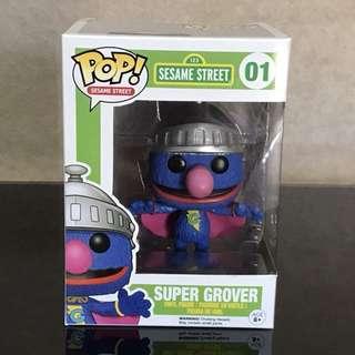 Funko Pop Super Grover