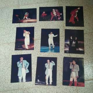 Classic Jacky Cheung 张学友 concert photo