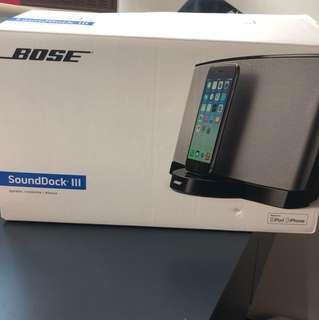 Bose SoundDock series 3