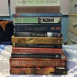 Books For Sale! 60 pesos each