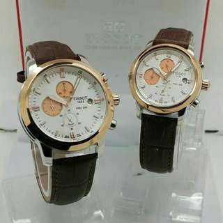 Tissot Couple Set PRC200