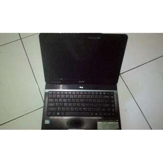 Laptop Acer ASPIRE 4732Z Second