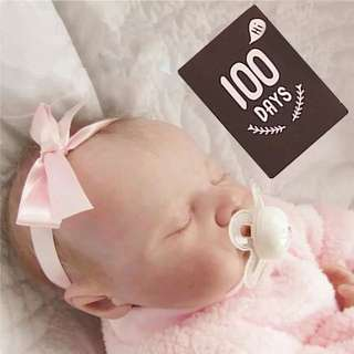 Milestone Baby Cards (Pre-order)