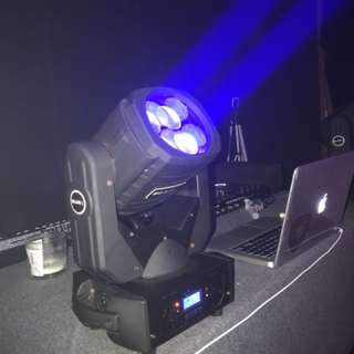Moving Head Lights for Rent