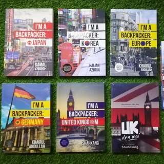 "BUKU : I""M A BACKPACKER KOREA (BM)"