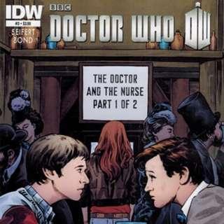 Doctor Who v3 #3-7