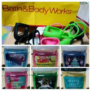 Bath & Body PocketBac Sanitizers