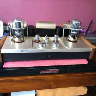Vacuum tube ampilifer- Dared 845