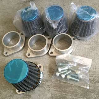 Toyota SeG AE101/111 BlackTop with Filter Trumpet
