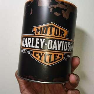 全新 Harley Davidson 錢箱 錢罌