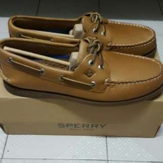 Authentic Original 2-Eye Classic Boat Shoes Sperry