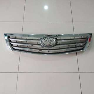Toyota Camry XV40 Front Grill