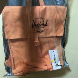 Authentic Herschel bagpack