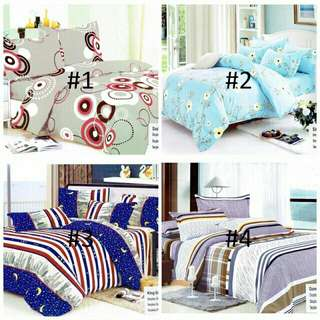 4in1 Double Size Bedsheet