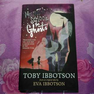 Mountwood School for Ghosts by Tobby Ibotson