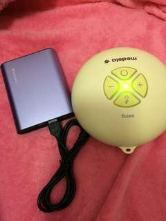Medela swing USB 充電線一條