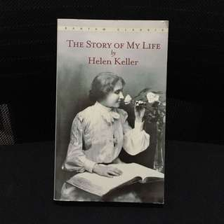 The Story of My Life by Helen Keller (mass market paperback)