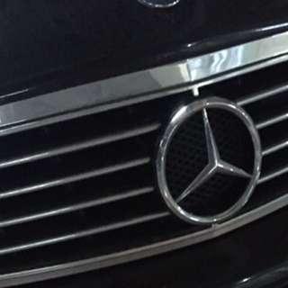 Jual Grill Mercedes C-240