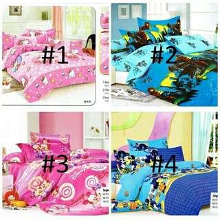 4in1 Queen Size Bedsheet