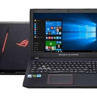 Laptop Asus ROG GL553VE-FY101T