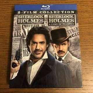 Sherlock Holmes blu-ray碟