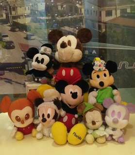 Original Disney Mickey Minnie Mouse