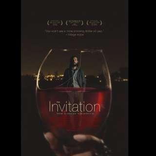 [Rent-A-Movie] THE INVITATION (2015)