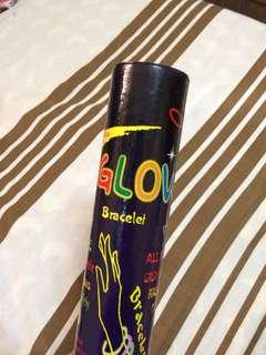 50+12 Glow Sticks